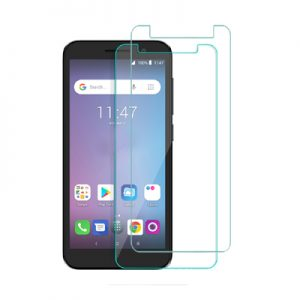 (2 Pieces) Telstra Essential Plus Tempered Glass LCD Screen Protector Film Guard