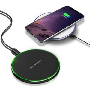 !5W Fast Charging Wireless Charging Pad