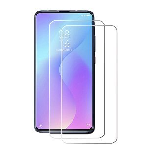 [2 Pack ] Xiaomi Mi 9T Tempered Glass LCD Screen Protector Film Guard.