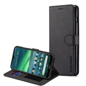Nokia 2.3 Wallet Leather Case Cover