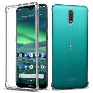 Nokia 2.3 Heavy Duty Soft Clear Case