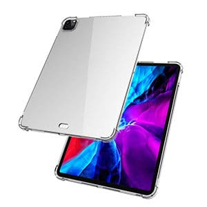 Apple iPad Pro 11 2020 Clear Case Shockproof Heavy Duty Gel Clear Air Cushion Cover