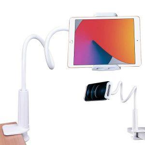 Universal 360° Rotating Tablet iPad Stand Holder Lazy Bed Desk Mount iPad iPhone Samsung Lenovo