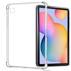 Samsung Galaxy Tab S6 Lite Clear Case Heavy Duty Air Cushion Cover