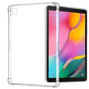 Samsung Galaxy Tab A 10.1 2019 SM-T510 /515 Clear Case Shockproof Heavy Cover