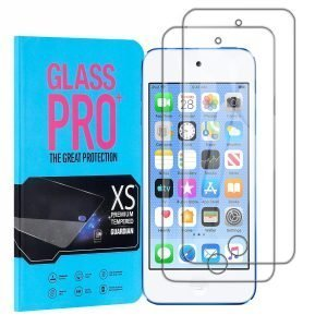 (2 Pack) Apple iPod Touch 5 6 7 / 5th 6th 7thGen Tempered Glass LCD Screen Protector Film Guard