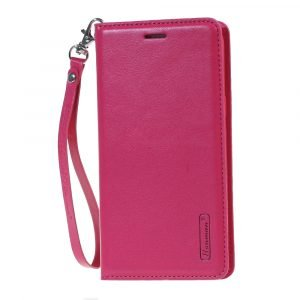 Samsung Galaxy A12 Leather Wallet Cover Case