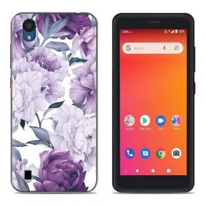 Telstra Essential Smart 2.1 Fancy Soft Gel Flexible TPU Protective Stylish Case Cover (Style 3)